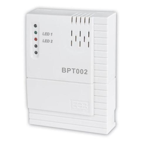 Bezdrôtový prijímač nástenný BT002 pre termostaty BT010 alebo BT710
