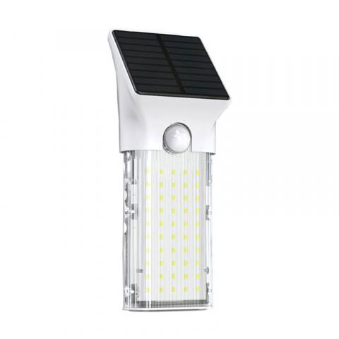 Solárne multifunkčné UV germicídne osvetlenie SWL-15 1000lm 3v1