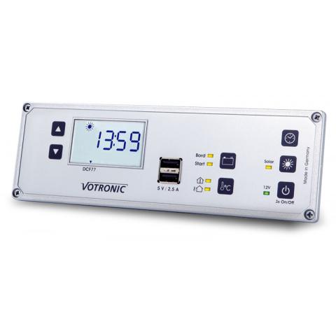 Merač výkonu Votronic VPC Merkur 12V 16A