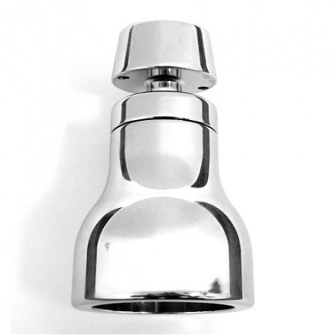 Úsporná nástenná sprchová hlavica Antivandal 7,4 l/min