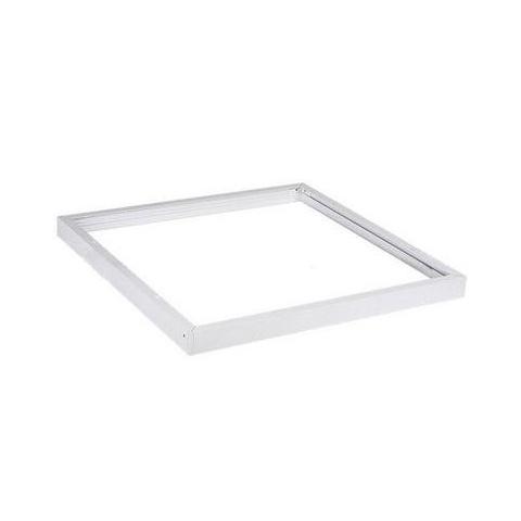 Strieborny rámček pre LED panel 60x60cm