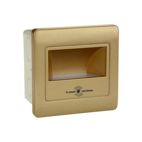 HOROZ Sviet.HL0790260002 zlata 2W 4200K so senzorom