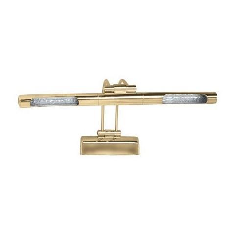 HOROZ Sviet.HL652 nástenné 2X20W zlatá JC/G4 220-240V s