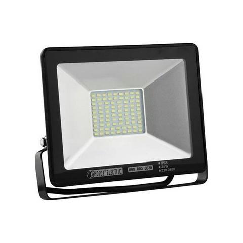 HOROZ Sviet.HL0680030030 reflektor SMD LED 30W 6500K čierna