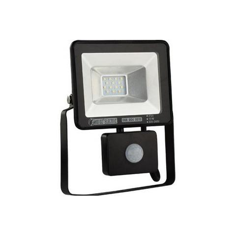HOROZ Sviet.HL0680040010 reflektor SMD LED 10W so senzorom 6500K čierna