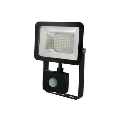 HOROZ Sviet.HL0680040020 reflektor SMD LED 20W so senzorom 6500K čierna