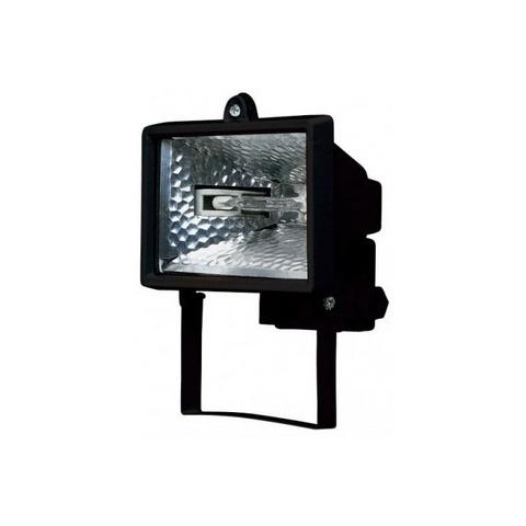 HOROZ Sviet.HL100 reflektor halogénový 150W R7S 220-240V čierna