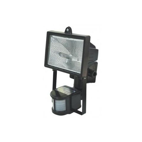 HOROZ Sviet.HL104 reflektor halogénový 150W R7S 220-240V čierna