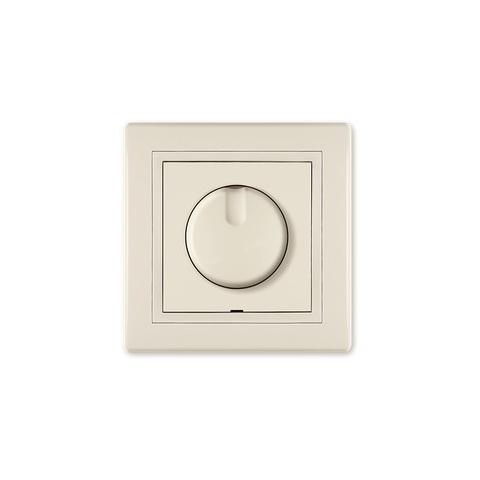 ALING CONEL Stmievač  230V~/50Hz 40-400W/VA pre halogénové lampy béžová