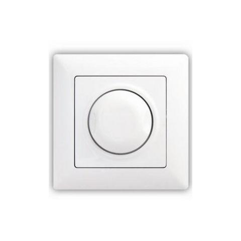 Gunsan VIS SIMPLE Stmievač s podsvietením  (600 W) biela