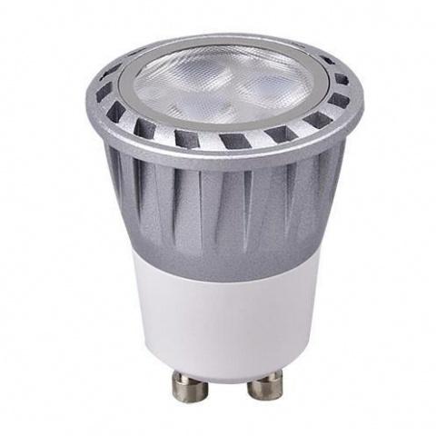 LED žiarovka 3.3W Studená biela GU11