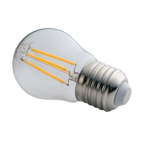 LED žiarovka Filament 4W Retro, E27