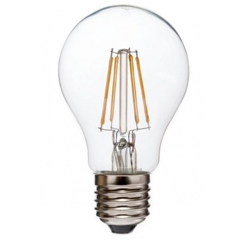 LED žiarovka Filament 6W E27