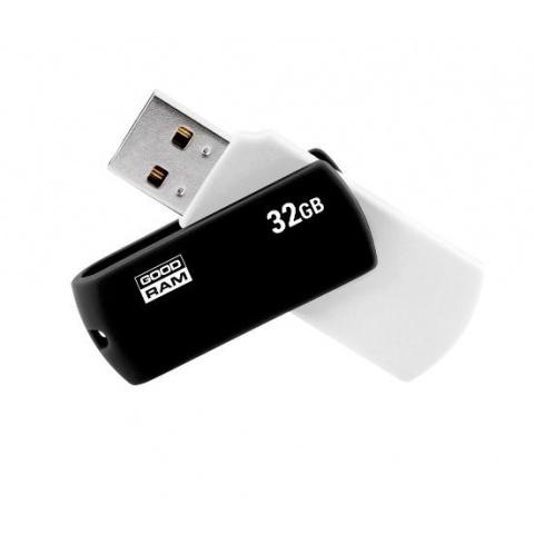 USB kľúč 32GB 2.0 Goodram čiernobiely