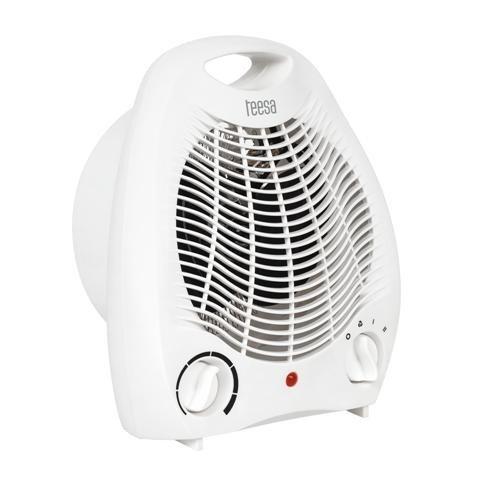 Elektrický ohrievač TEESA 2000 W so zabudovaným ventilátorom
