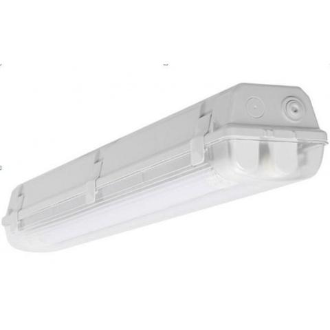 BRG Svietidlo pre LED trubice - T8 - 2x 120cm - 230V - IP65