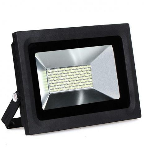 SMD LED reflektor 50W Neutrálna biela SLIM