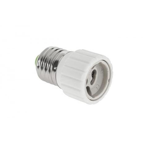 Adaptér pätice E27-GU10 K004