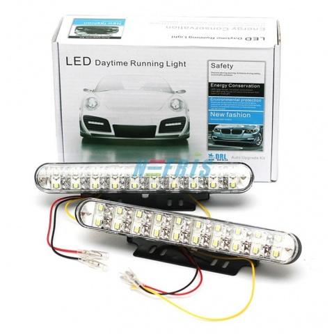 LED denné svietenie DRL 06 + smerovka